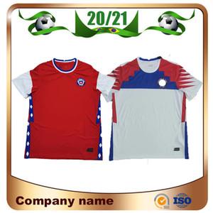 2020 Cile calcio Jersey 20/21 Alexis Vidal Lontano manica corta camicia di calcio N ° 7 ALEXIS # 8 VIDAL # 10 uniformi VALDIVIA 17 MEDEL calcio