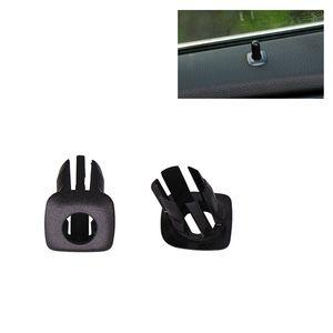 Botón Guía de puerta de coche Pin Panel de revestimiento de la cubierta del botón de bloqueo Galvanizado Puerta de elevación del anillo de Serie 5 F18 F10