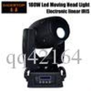 Gigertop TP-L680 180W Led Moving Head Licht-Leistungs-Elektronik Linear Iris 15 Grad Abstrahlwinkel Pan Tilt DMX512 Licht glatt