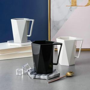 Caneca Lemon 5pcs novidade xícara de suco de Personalidade Leite, Café, Chá Tazas Para Cafe Tazas De Ceramica Creativas reutilizável Plastic Cup Tooth Cup