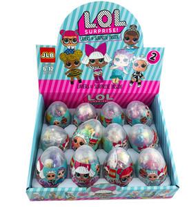 만화 인형 빌딩 블록 매직 계란 볼 미국은 빌딩 블록 장난감 크리스마스 선물 zx01 피규어