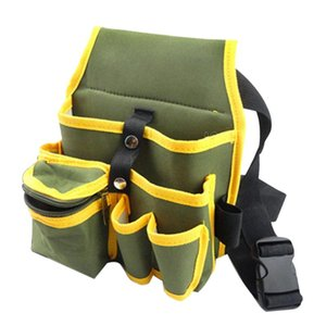 For Electrician With Belt Waist Pocke Tool Bag Travel Practical Maintenance Holder Quick Release Oxford Cloth Wear Resistant