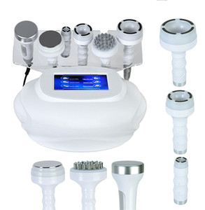 High Quality Ultrasonic 80K 40K 25K Cavitation Radio Frequency RF Vacuum Skin Care Massager Slimming Machine