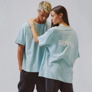 19FW 3M Reflective Short Sleeve Classic Solid Color Tee Simple Letter Printed Casual Breathable T-shirt Men Women Summer Tops HFYMTX625