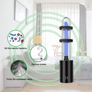 Şarj edilebilir Ultraviyole UV Sterilizatör Işık Tüp Ampul Dezenfeksiyon Antibakteriyel Lamba Ozon Steril Akarlar Işıklar