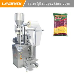 Pesée verticale de précision de machine à emballer de haricots rouges automatiques multifonctionnels de machine de cachetage de remplissage de forme