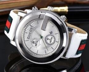Livraison Gratuite Diamants hommes montre 2019 horloge Calendrier femmes montres en cuir en acier or Bracelet montre pour hommes montres