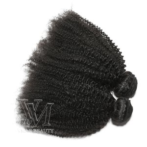 Vmae New Arrival Mongolian Burmese Afro Kinky Curly straight Remy Virgin 4A 4B 4C 3A 3B 3C Hair Weft Weave Piece Hair Extension Natrural