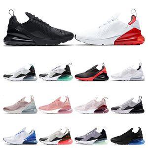 nike air max 270  Bianco Volt triplo punto nero bianco Punch Teal donne sneaker uomo scarpe da ginnastica taglia scarpe sportive eur 36-45nike air max 270