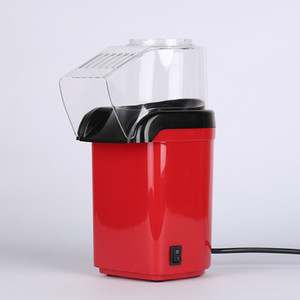 NEW ARRIVAL 1200W Mini Household Healthy Hot Air Oil-free Popcorn Maker Machine Corn Popper For Home Kitchen