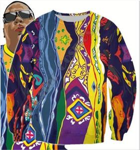 2020 Fashion Felpa girocollo rapper Notorious B.I.G Hip-hop Biggie Smalls accogliente Felpe Abbigliamento Donna Uomo O-collo casuale delle parti superiori Jumper B277