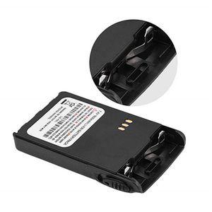 6 AAA Battery Holder Case For Walkie Talkie PX-777 Plus