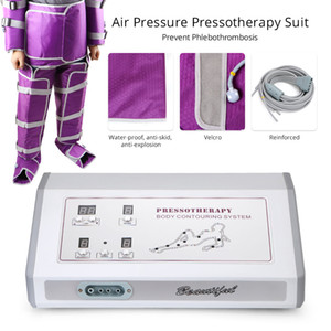 Best Price Pressotherapy Air Pressure Detox Lymph Drainage Weight Loss Body Slimming Machine For Home Use