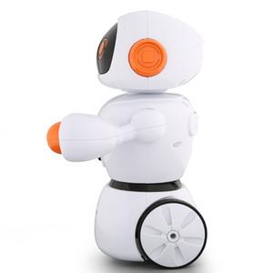 Intelligente RC Roboter Smart Robot Programmierbare Linie folgend Labyrinth-Lösen Kind Spielzeug Geschenk Music Dance
