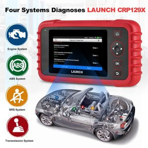 X431 CRP129X OBD2 Scanner Engine ABS SRS AT Diagnostic Tool Oil SAS EPB TPMS Reset Creader 129X OBDII Code Reader CRP129