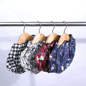2020 Xia Xiaotong pp pants baby girl pants shorts floral pants female