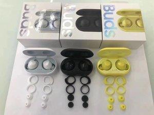 Estéreo R170 Brotes TWS auriculares con el cargador Caja Galaxy Brotes auricular de Bluetooth Auriculares inalámbricos Auriculares Auriculares 3D
