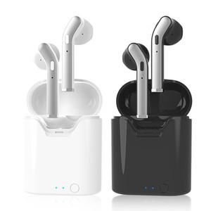بلوتوث اللاسلكية 5.0 سماعات أذن الرياضة للماء ستيريو سماعة في الأذن سماعات الأذن TWS مع شحن المقبس للهواتف الذكية التوائم البسيطة
