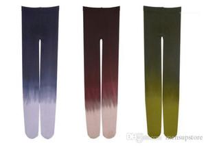 Collants Vlevet tingido laço Mulheres Leggings Primavera Outono Bottoming Legging