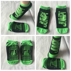 Trampoline Socks Enfant Adulte Anti-Friction Bounce Football De Sport En Plein Air Chaussettes De Yoga 6 Tailles, XS, S, M, L, XL, XXL GRATUIT FEDEX TNT
