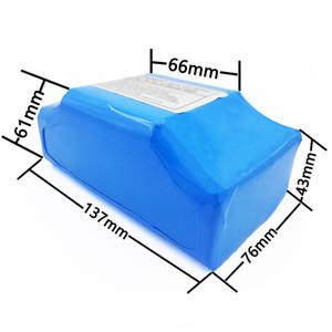 36V ricaricabile Li-ion Battery Pack 5200mAh 5.2AH celle agli ioni di litio per l'auto elettrica equilibrio motorino hoverboard monociclo