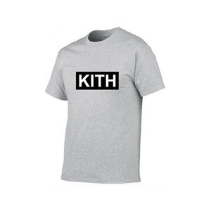 Men's clothing summer men's T-shirt KITH fashion women dresses T-shirt cool short-sleeved round neck neck tee men men women designer tshirt