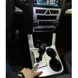 Kia için 2009-2012 İç Merkez Kontrol Paneli Kapı Kolu 3D / 5DCarbon Elyaf Çıkartma Çıkartmaları Car sorento Aksesuar stil