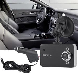Full HD 720P TFT écran de la caméra voiture DVR caméra Dash Cam caméscope véhicule avec capteur G-Registrator avec détail BoxFree Livraison