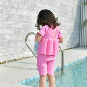2019 детские спасательные жилеты плавающий купальник с застежкой-молнией