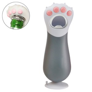 Portable Creative Cat Paw Shaped Bottle Opener Glass Beer Bottle Opener Kitchen Gadget Tools Beer Bar Tool Claw For Kitchen