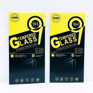 Пустой розничный пакет Box Pack Bag Премиум закаленное стекло 9H Защитная пленка для iPhone XS Max XR X 8 Galaxy S7 Egde Huawei