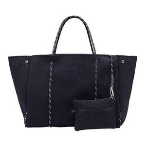 Designer-Maman Momie Casual Grande Plage Shopping Beach Outdood Lady Lady Sac à main en néoprène Sac Sac à main Handbag MGXDP