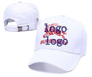 2020 Dad polo Hats Baseball Cap For Men And Women Famous Brands Cotton Adjustable Skull Sport Golf Curved Hat brandDesigner
