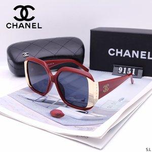 2019 Nouveau lunettes de soleil surdimensionnées femmes Designer Big cadre Lunettes de soleil femmes Transparent Lunettes Couleur Noir Lunettes de UV400 NX