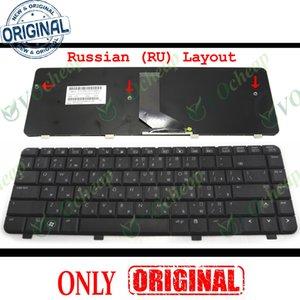 New RU Laptop keyboard for HP Pavilion dv4 dv4t dv4-1000 dv4-2000 Matt Black Russian RU Version V071802KS1 NSK-HFB0R PK1303V0500