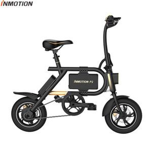 INMOTION P2 EBIKE 접이식 자전거 미니 자전거 전동 스쿠터 리튬 이온 배터리 350W CE RoHS FCC