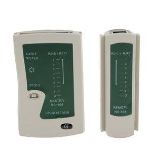 Ethernet Network Analyzer Telephone Cable Tester Checker для RJ11/RJ45