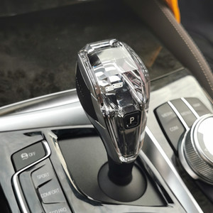 Luxury Crystal three-piece series (Gear Shift Knob)apply to BMW 3 Series F Chassis F30 F35 (EVO)Car accessories