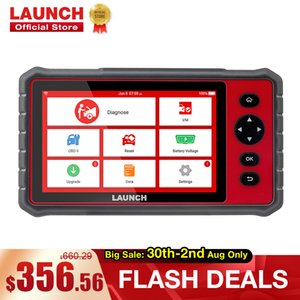 LAUNCH X431 CRP909E professional full system car diagnostic tool TPMS DPF IMMO 15 Reset OBDII OBD2 Code Reader Scanner CRP909