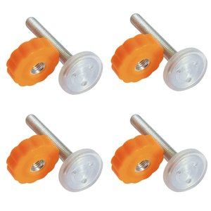 Pressure Spindle Threaded Walk Baby Gates Accessory Screw Gate Bolts Safty Rods