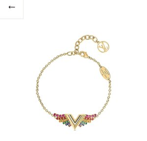 Colorful crystal stone bracelet jewelry women necklace rings earrings love bracelet mens 14k gold chains cuban link chain
