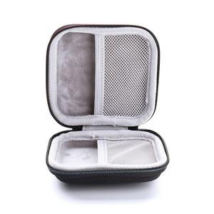 بيع الساخن لحمل المحمولة SSD الخارجية محرك الحالة الصلبة ضد الصدمات التخزين الصلبة سفر حالة حقيبة