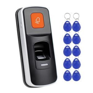 RFID Standalone Fingerprint Finger Lock Access Control Reader Biométrico Fingerprint Access Controller Porta Opener Apopate SD Card