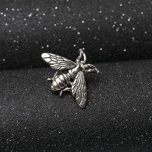 DHL 2020 Wholesale New Brooch High Quality Bee Brooch Pins Women Pin Buckle Brooches Jewelry for Gift Silver Gold