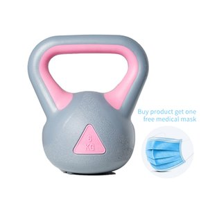 New style Professional Fitness kettle bell Body Building Lifting kettle-bell Unisex Exercise kettlebell swing free mask