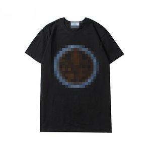 Hot Letter Sequins Mens Brandshirts Designershirts Luxury Mens Womens T Shirts Summer Tee Short Sleeve Fashion Casual Tshirts A1 2021901V
