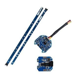 Scooter eléctrico Protección panel de batería BMS Circuit Board Conjunto de Ninebot ES1 ES2 ES4 panel del tablero de instrumentos