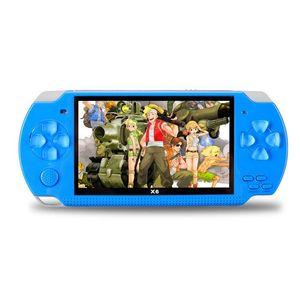 4,3 pouces grand écran portable joueur de jeu PMP réel 4 Go 8 Go construire en jeux vidéo console de jeu de poche pour enfants rétro jeu joueur