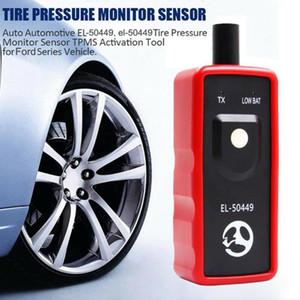 NOVO EL50449 EL50448 TPMS Redefinir ferramenta EL50449 Para EL50448 Para GM Automobile Tire Pressure Sensor Monitor Scanner