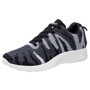 SAGACE Sneakers Fashion Men Outdoor Mesh Casual Non-slip Sports Shoes Wear-Resistant Runing Breathable Flat With Shoes X0103